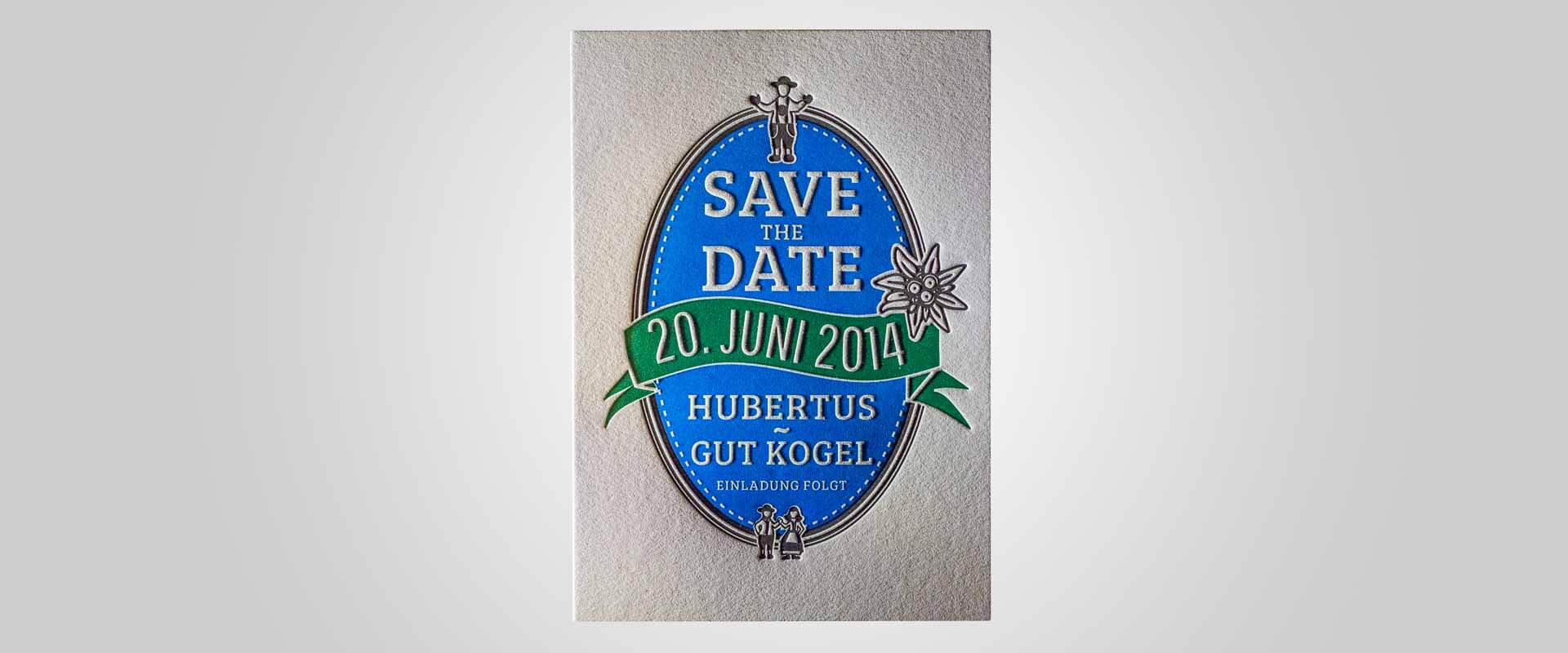 » Save the Date «
